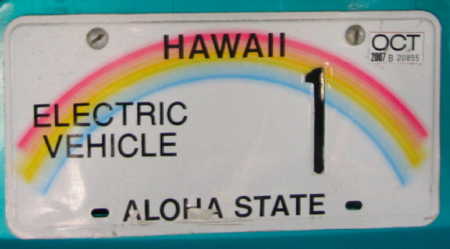 hawaii-electric-vehicle-license-plate