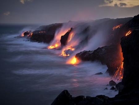 Puu  Lava Flow